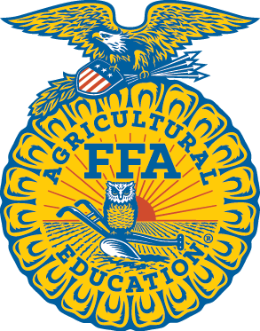 The National FFA Organization Emblem.